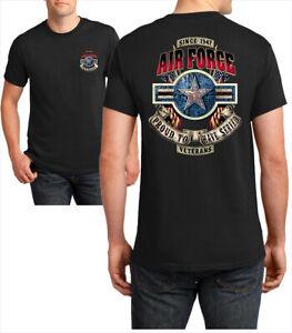 Air Force Veterans - US Air Force - Patriotic Adult Tee - Unisex Adult T-Shirt