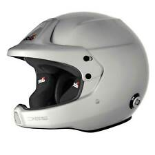 Stilo WRC DES Composite Turismo Race Hans Helmet with Intercom