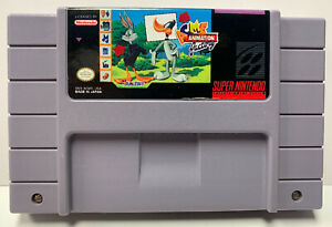 Acme Animation Factory for Super Nintendo SNES Authentic NTSC Cart Only Sunsoft