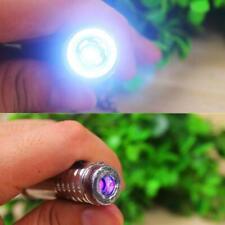 2 In 1 Mini Flashlight Detector UV Light Keychain Kids Toys Gift