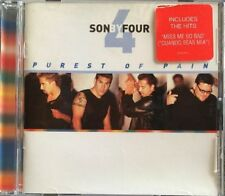 Purest of Pain by Son by 4 (CD, Nov-2000, Sony Discos Inc.) WORLD SHIP AVAIL