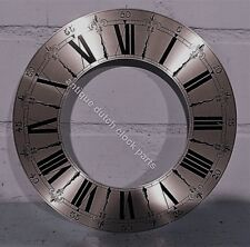 "REPLACEMENT DIAL CHAPTER RING FOR GRANDFATHER CLOCK  8 2/8""/ 21 cm"