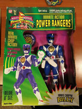 Lot Of 2 1994 Bandai Mighty Morphin Power Rangers,Minotaur, Karate Chop Billy