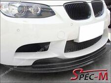 GTS II STYLE CARBON FIBER FRONT LIP SPOILER FOR 2008-2013 E90 E92 E93 BMW M3