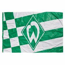 SV Werder Bremen Fahne Hissfahne 180x120 Cm raute