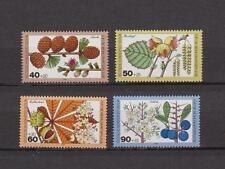 Berlin 1979 postfrisch Nr. 607 - 610 ** Blumen Blüten Früchte