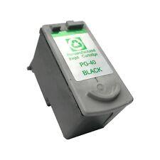 1 BLACK PG-40 Ink Cartridge for Canon MP 140 150 180 210 450 460 470 220 Printer