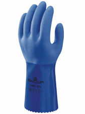 XX-LARGE Showa Atlas 660 Fully Coated Triple-Dipped PVC Gloves 12 Pack