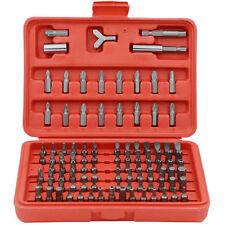 100 Piece Quick Change Drill Bit Kit Craftsman Tools Accessory Set Free Ship A%