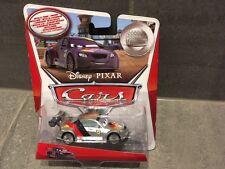 DISNEY PIXAR CARS-MAX SCHNELL-argent métallisé Edition-RARE/NEUF