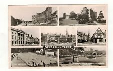 NEWARK ON TRENT, MULTIVIEW OLD R.P. POSTCARD