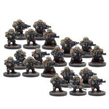 Forge père milice-Sentier de la guerre-Deadzone-Envoi Première Classe