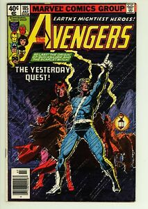 Avengers 185 - Scarlet Witch - Bronze-Age Classic - 8.5 VF+