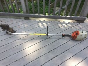 STIHL FC 44 Gas Edger Trimmer- Working but needs a good tuneup.Local pickup only