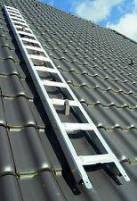 Premium Dachleiter  Alu Dachdeckerauflegeleiter  3,53m, frei Haus