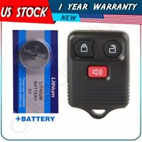 New Replacement Keyless Entry Remote Key Fob Clicker Transmitter Alarm Control