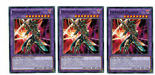 YUGIOH 3 x (3 cartes) dunkler Paladin ygld-dec41 Common, Mint, Allemand, PLAYSET