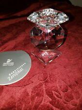 Swarovski Crystal Candleholder - Very Rare