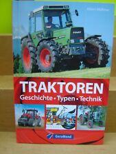 Buch Traktoren Geschichte - Typen - Technik Albert Mößmer