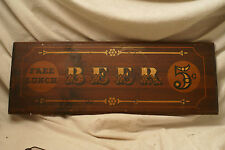 bar pub americana home dcor wall plaques - Americana Home Decor