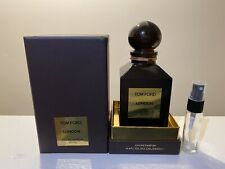 Tom Ford London 10ml Eau De Parfum Sample Spray Atomiser Genuine