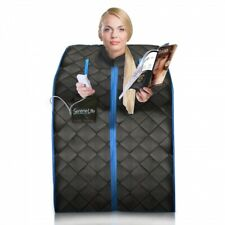 Portable Infrared Home Spa | One Person Steam Sauna for Detox & Weight Loss