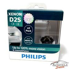 Philips d2s X-tremeVision 85122xvs2 doble pack +120% + + nuevo + +