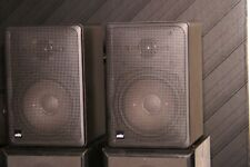 ADS L300C Pair Vintage speakers 4Ohms , 75W High Fidelity for inside or outside