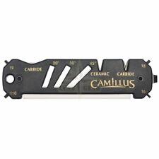 Camillus GLIDE SHARPENER Ceramic Carbide Sharpening Multi Tool