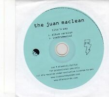 (EY651) The Juan Maclean, Tito's Way - 2005 DJ CD