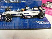 1/43 Minichamps Williams BMW FW 22 Ralf Schumacher 2000 400010005
