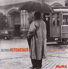 1 CENT CD Alfred Hitchcock Music from his Films SEALED/PSYCHO/NORTH X NORTHWEST