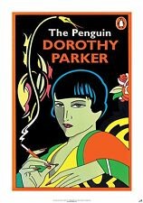 DOROTHY PARKER New POSTER of Classic book cover (A1 size)
