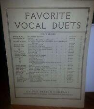 A. B. C. Duet by John Orlando Parry