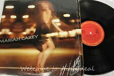 """Mariah Carey - Someday LP (VG) 12"""""""