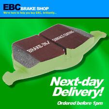 EBC GreenStuff Brake Pads for MG ZT-T 2.0TD 2002-2005 DP21289