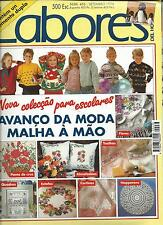 Labores n° 436 point de croix revue espagnole