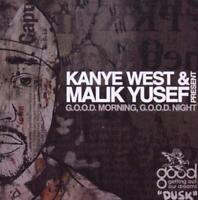 Kanye West - Good Morning Good Night - Dusk (NEW CD)