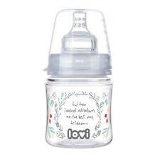 LOVI Trends Feeding Bottle Indian Summer - 120 ml - 0+ Months - Anti-Colic Su...