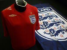 ENGLAND FOOTBALL SHIRT AWAY 2006/08 UMBRO SIZE L