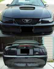 "COMBO - HEAD LIGHT & TAIL LIGHT COVERS 2003 - 2007 Chevrolet Silverado ""Classic"""