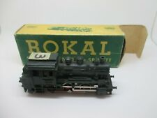 Rokal Spur TT:Dampf-Lok  89 005, läuft top, analog (Stiege18)