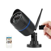 1080P/720P Wifi IP Wireless P2P Security CCTV Bullet In/Outdoor IR Camera Yoose