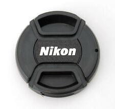 52mm Center Pinch Front Lens Cap for Nikon LC-52 AF-S 35mm 18-55mm 55-200mm NEW