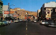 Klamath Falls OR Arbuckles Shoes~Main St~Walgreens Agency~Standard Optical~1950s