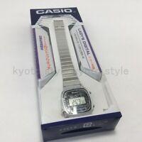 CASIO Standard Silver Ladies Watch LA-670WA-1JF 77761 JAPAN