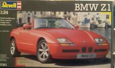 1:24 scale BMW Z1 plastic model kit by Revell of Germany