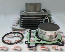 Cylinder Piston Gasket Top End Kit  For Yamaha Grizzly 350 All Models