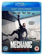The Mechanic Resurrection  Blu-ray New & Sealed