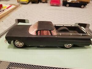 Vintage AMT 1961 Chevy El Camino/Ford Ranchero 1/25 Built Rare